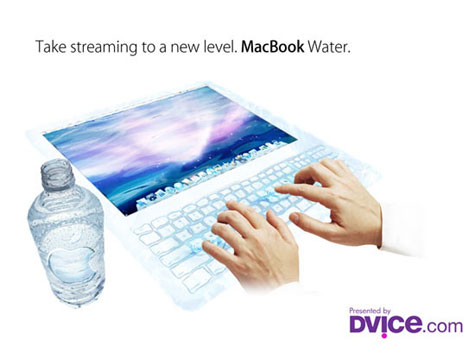 MacBook Earth, Water and Fire » image 3