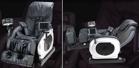 MSV Sportswears Massage Chair » image 1