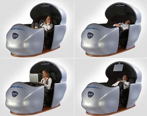 Nemorelaxer Airport Chair Pod » image 1