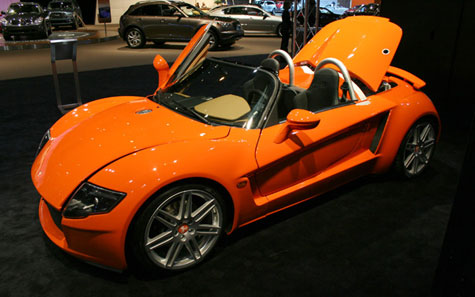 YES! Roadster 32 Turbo Interior » image 1