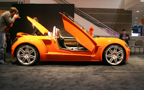 YES! Roadster 32 Turbo Interior » image 2