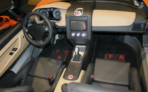 YES! Roadster 32 Turbo Interior » image 4