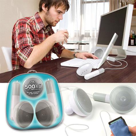 500 XL Sound Speaker System  » image 1