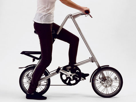 Strida 5.0 Collapsible Bikes » image 1