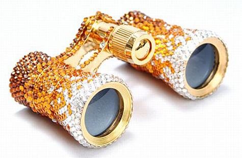 Swarovski Opera Glasses Citrine » image 1