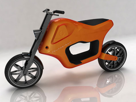 Thunderbolt Electric Scooter » image 1
