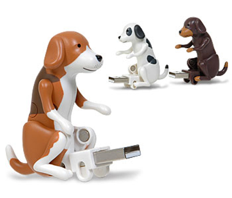 USB Exercise Dog & USB Humping Dog  » image 3