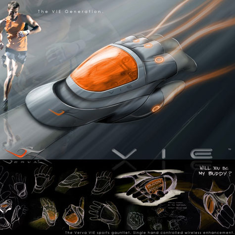 Verva Vie Sports Gauntlet  » image 1