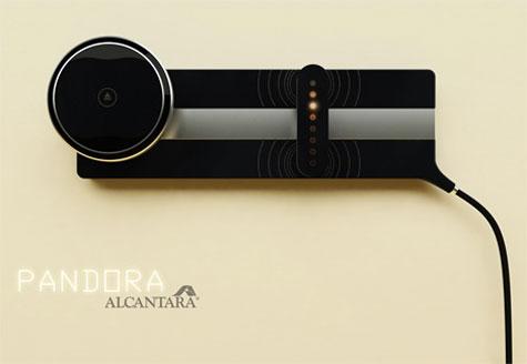 Pandora Alcantara Wall Mounted CD player » image 1
