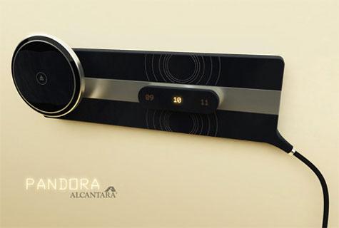 Pandora Alcantara Wall Mounted CD player » image 2