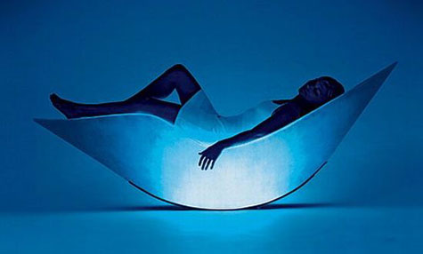 AlphaSphere Lounger » image 1