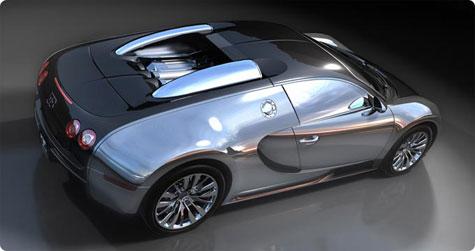 Bugatti EB 16.4 Veyron Pur Sang » image 1