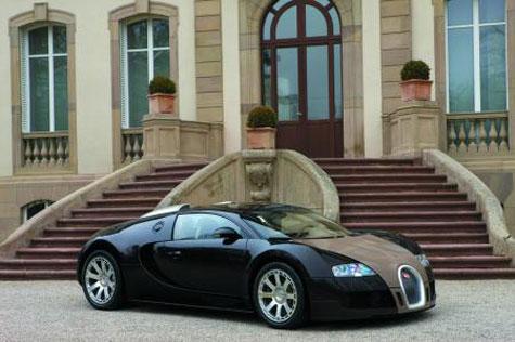 Bugatti Veyron Fbg Par Hermès » image 1