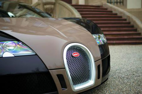 Bugatti Veyron Fbg Par Hermès » image 5
