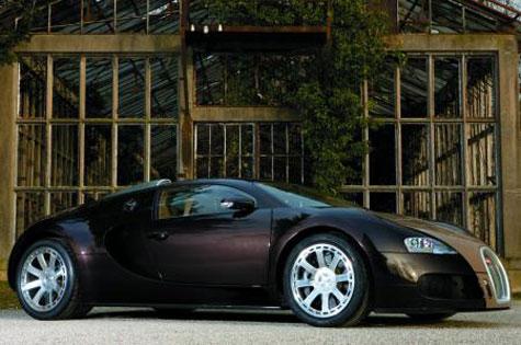 Bugatti Veyron Fbg Par Hermès » image 6