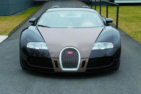 Bugatti Veyron Fbg Par Hermès » image 7