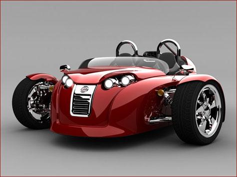 Cirbin V13R Power Trike » image 1