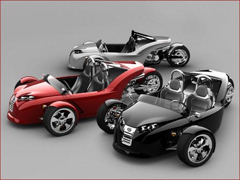 Cirbin V13R Power Trike » image 2