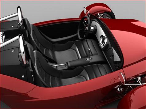 Cirbin V13R Power Trike » image 5