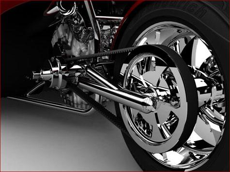 Cirbin V13R Power Trike » image 6