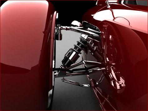 Cirbin V13R Power Trike » image 7