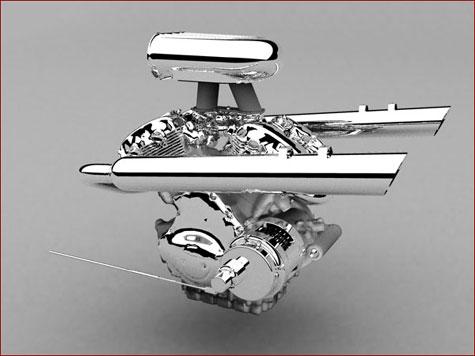 Cirbin V13R Power Trike » image 8