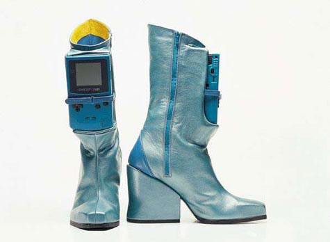 Gameboy Boots » image 3