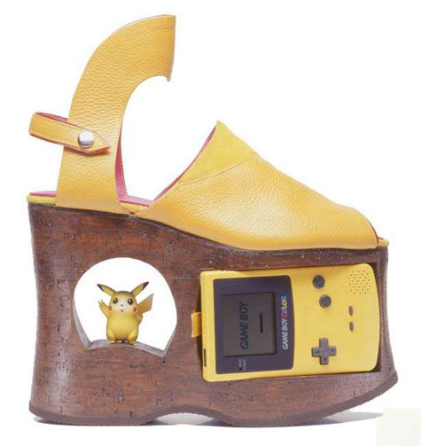 Gameboy Boots » image 5