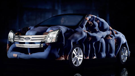 Human Car Ad by Ford » image 1