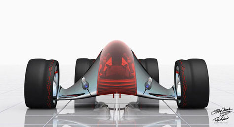 Nike ONE Concept Car » image 2