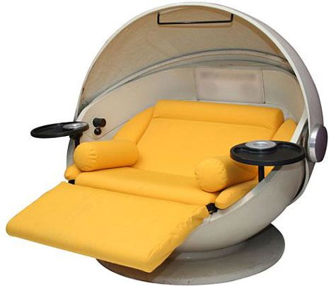 Rare Sunball Lounge Chair » image 1