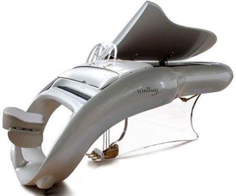 Schimmel / Colani Pegasus Grand Piano » image 1
