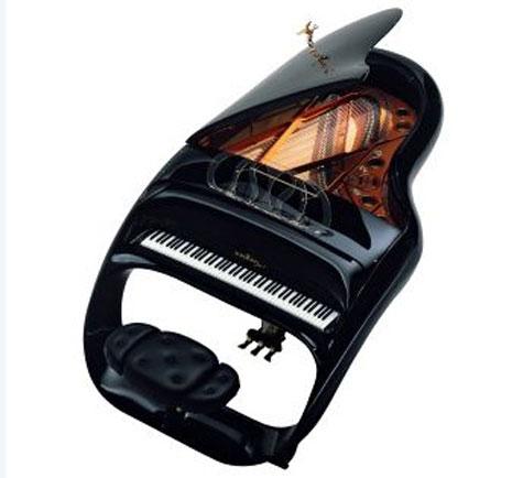Schimmel / Colani Pegasus Grand Piano » image 3