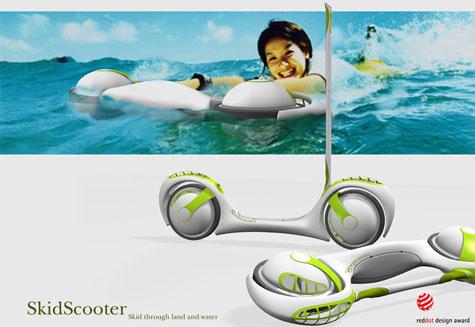 Skidscooter » image 1