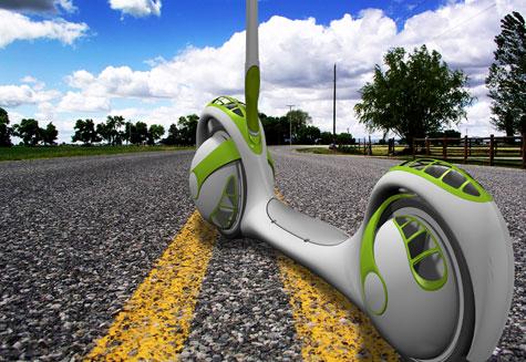 Skidscooter » image 2
