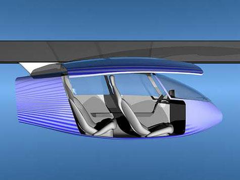 SkyTran Individual Maglev System » image 3