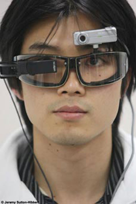 The Smart Goggles Find Lost Keys, Mobile Phones or iPod » image 1