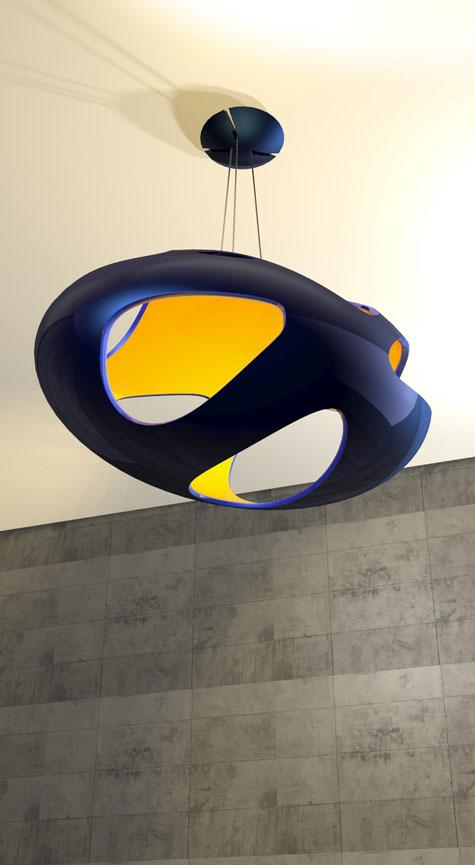 UFO Lamp By Nuno Teixeira » image 3