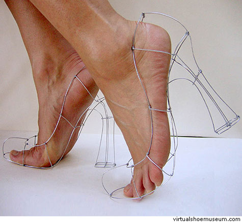 Virtual Shoe Museum by Lisa Snook » image 3
