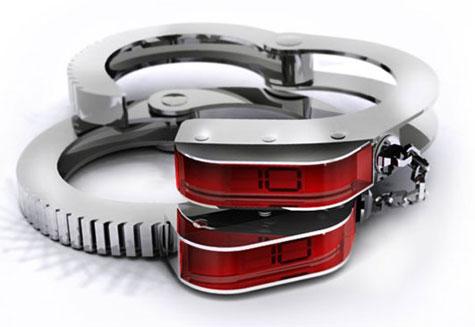 ZeroPointZero Watch Handcuffs » image 2