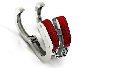 ZeroPointZero Watch Handcuffs » image 7