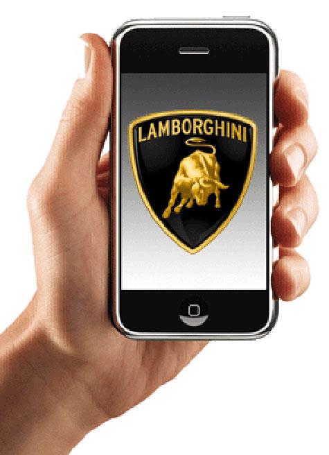 ASUS-Lamborghini ZX1 Touch-Screen PDA Phone » image 2