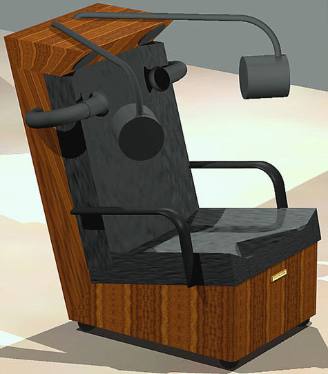D+S Surround Sound Chair » image 1