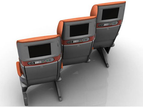 Delta Cozy Suite Airplane Seats » image 6