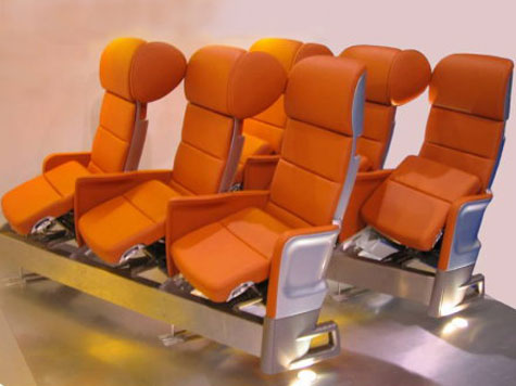 Delta Cozy Suite Airplane Seats » image 7