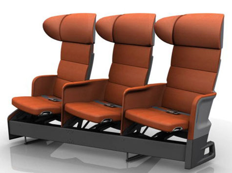 Delta Cozy Suite Airplane Seats » image 8