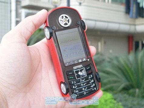 Ferrari Mobile Phone » image 1