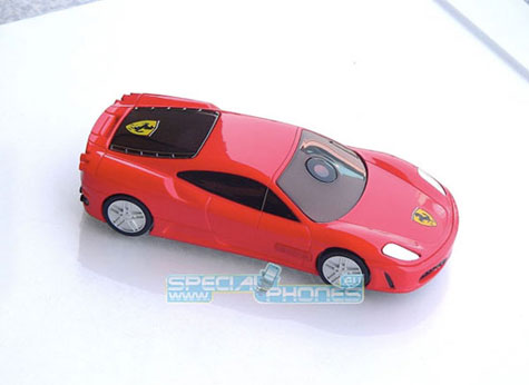 Ferrari Mobile Phone » image 2