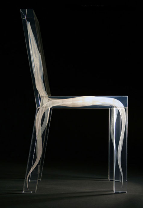 Ghost Chair » image 1
