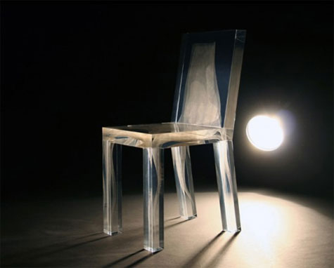 Ghost Chair » image 3